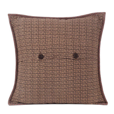 VHC Brands Tacoma 16 x 16 Quilted Pillow
