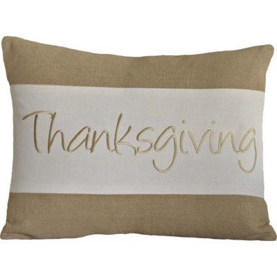 VHC Brands Thanksgiving 14 x 18 Pillow