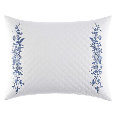 Laura Ashley Charlotte China Throw Pillows