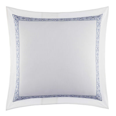 Laura Ashley Charlotte China Blue European Sham