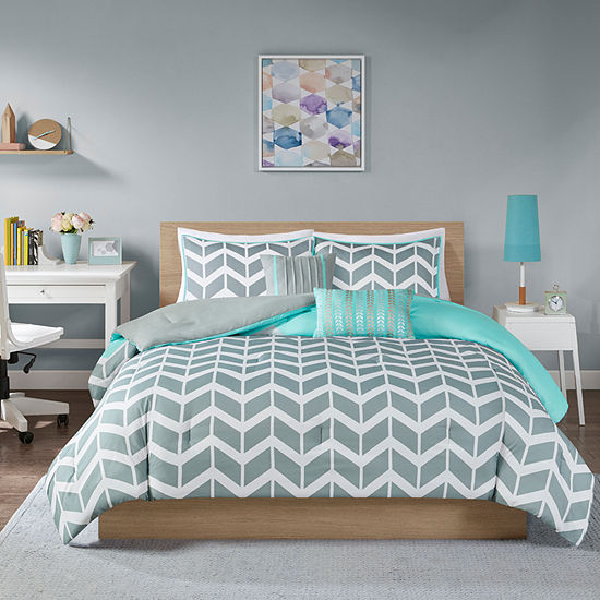 Intelligent Design Laila Comforter Set Jcpenney