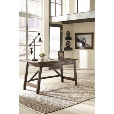 Signature Design by Ashley® Baldridge Home Office Large Leg Desk