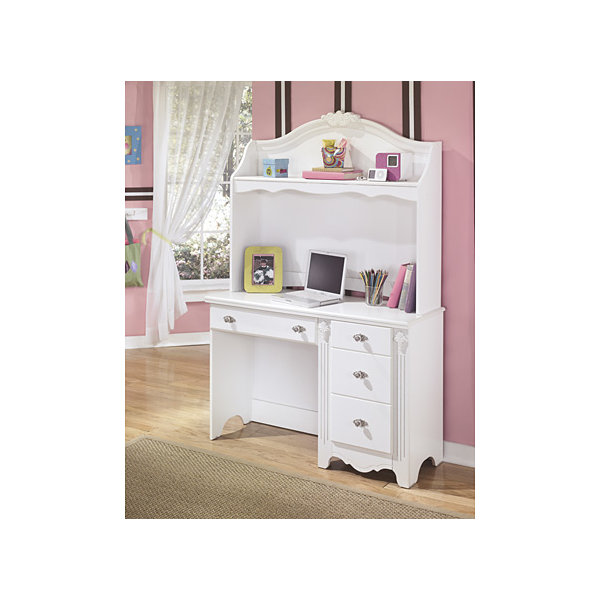 Signature Design by Ashley® Exquisite Bedroom Desk Hutch