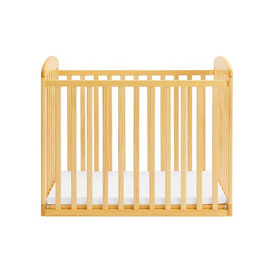 Davinci Alpha Mini Rocking Crib Natural