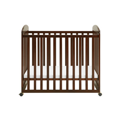 DaVinci Alpha Mini Rocking Crib - Espresso