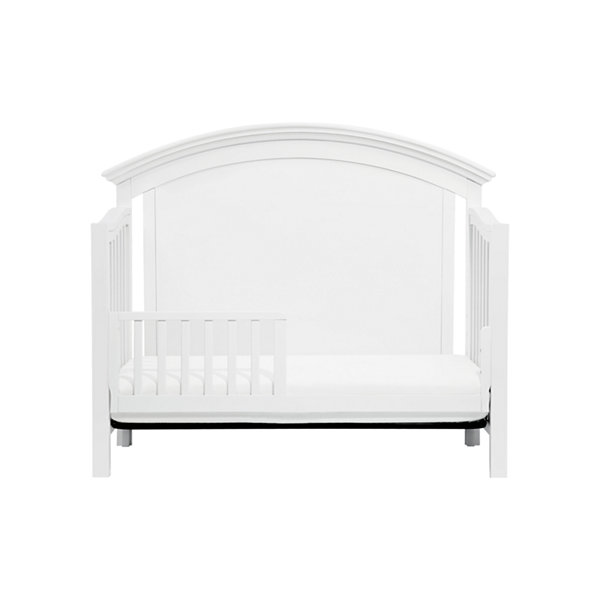 Million Dollar Baby Wembley 4-In-1 Convertible Baby Crib