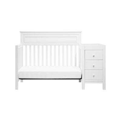 DaVinci Autumn Crib & Changer Combo Convertible Baby Crib