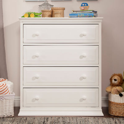 DaVinci Signature 4-Drawer Tall Nursery Dresser-