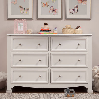 DaVinci Kalani 6 Drawer Dresser 6-Drawer Nursery Dresser