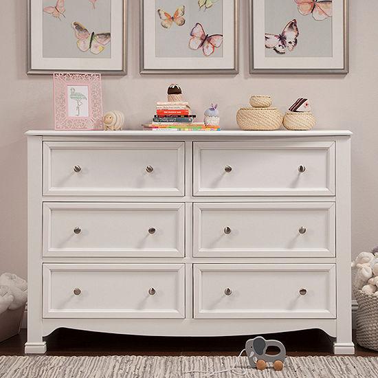 Davinci Kalani 6 Drawer Dresser Nursery