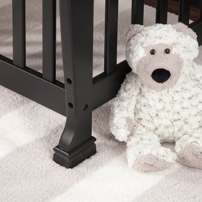 DaVinci Kalani 2-In-1 Mini Crib And Twin Bed Convertible Baby Crib