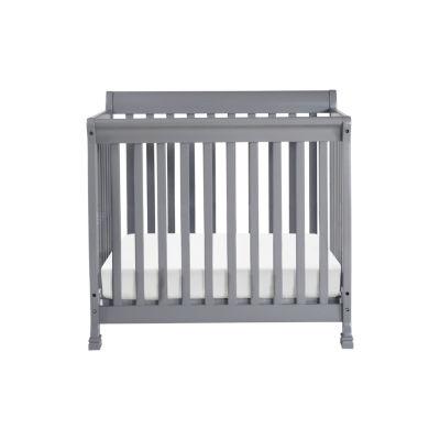 DaVinci Kalani 2-In-1 Mini Crib And Twin Bed Convertible Baby Crib