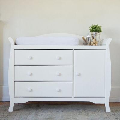 DaVinci Ashbury Combo Dresser 3-Drawer 1 Nursery Dresser