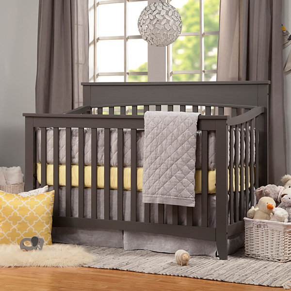 DaVinci Grove 4-In-1 Convertible Baby Crib