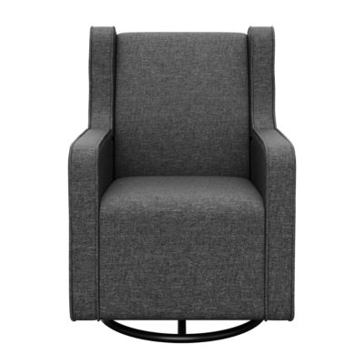 Graco Remi Upholstered Swivel Glider - Night Sky Glider