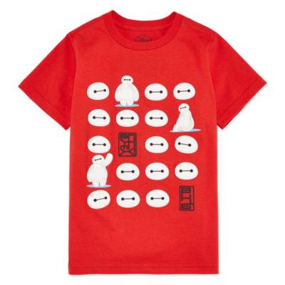 Disney Big Hero 6 Graphic T-Shirt-Big Kid Boys