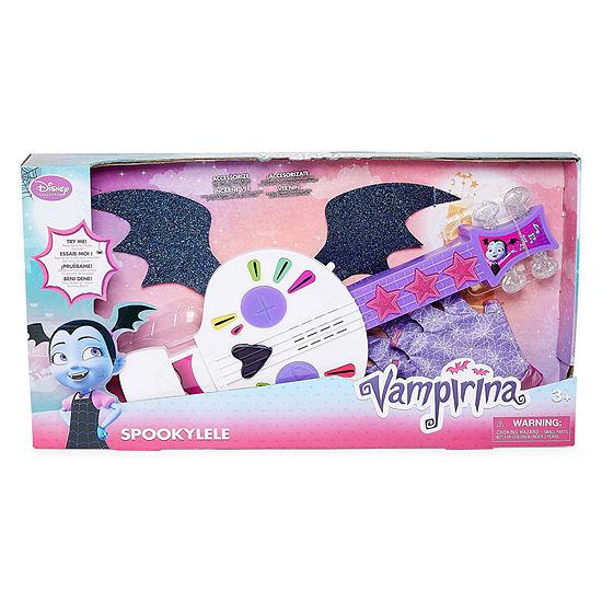 Disney Vampirina Backpack Toy Playset Vampirina Toy Playset - Girls