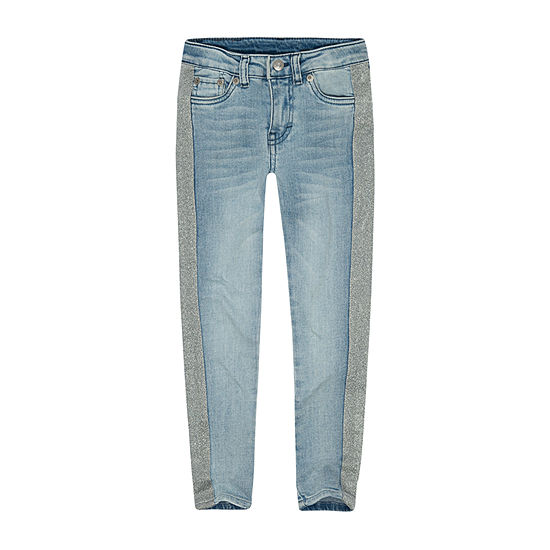 Levi's 710 Little Girls Skinny Fit Jean