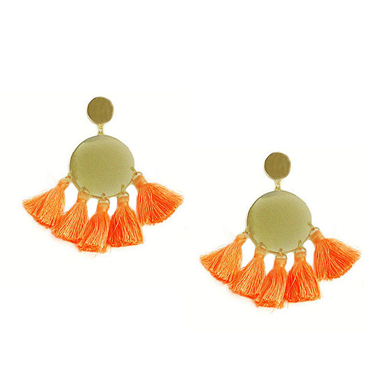 Bijoux Bar 1 Pair Drop Earrings