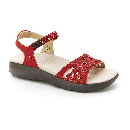 JBU By Jambu Womens Wildflower Strap Sandals