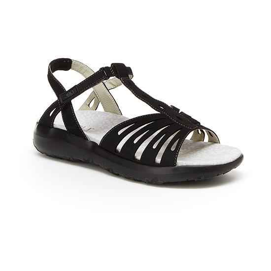 J Sport By Jambu Womens Melon Sandal Strap Sandals
