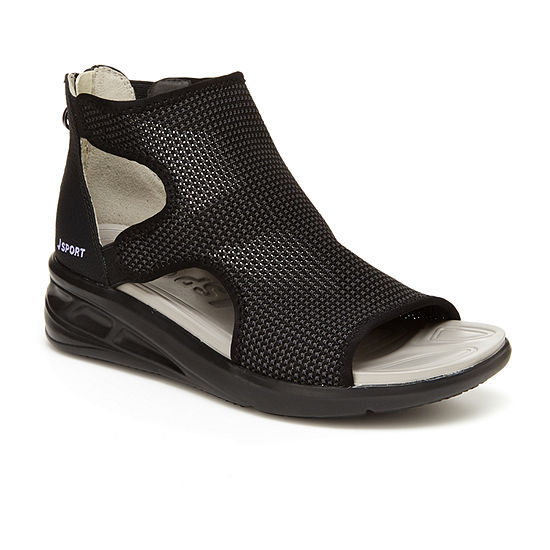 J Sport By Jambu Womens Nadine Gladiator Sandals