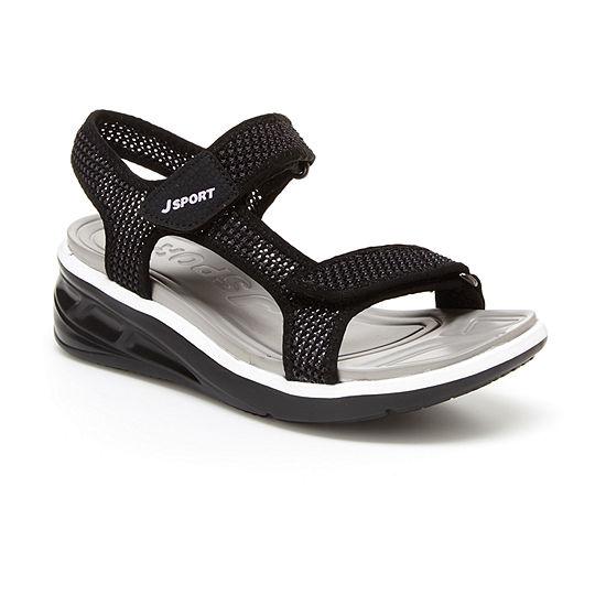 J Sport By Jambu Womens Nayak Strap Sandals