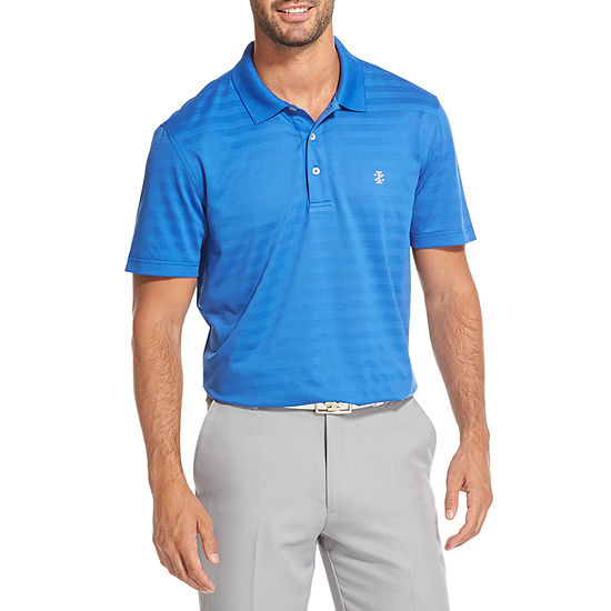 IZOD Golf Mens Short Sleeve Polo Shirt