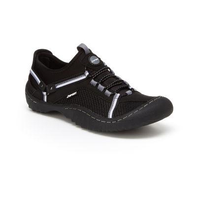 J Sport By Jambu Womens Tahoe Max Round Toe Slip-On Shoe