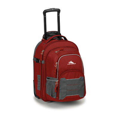 High Sierra Ultimate Access 2.0 22 Inch Wheeled Backpack
