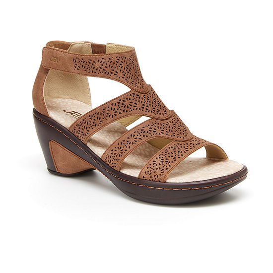 J Sport By Jambu Womens Bianca Gladiator Sandals
