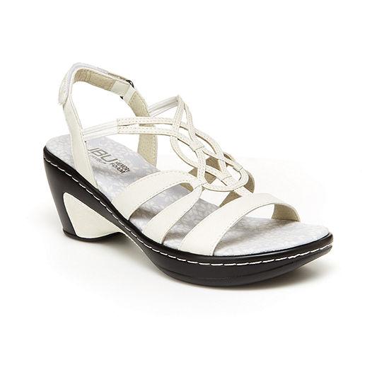 J Sport By Jambu Womens Gigi Strap Sandals