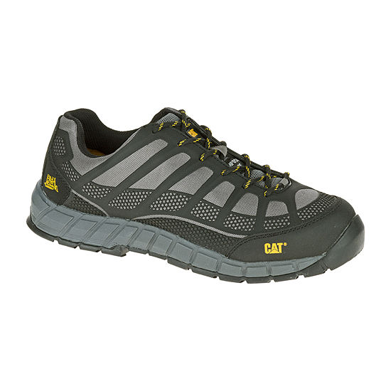 Cat Mens Streamline Ct Slip Resistant Work Boots