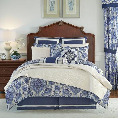 Croscill Classics Leland 4-pc. Comforter Set
