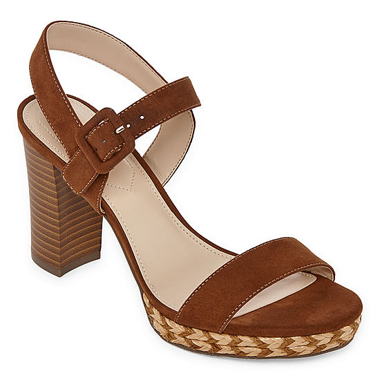 1e2c8ebeca7 Liz Claiborne Womens Paseo Heeled Sandals - JCPenney