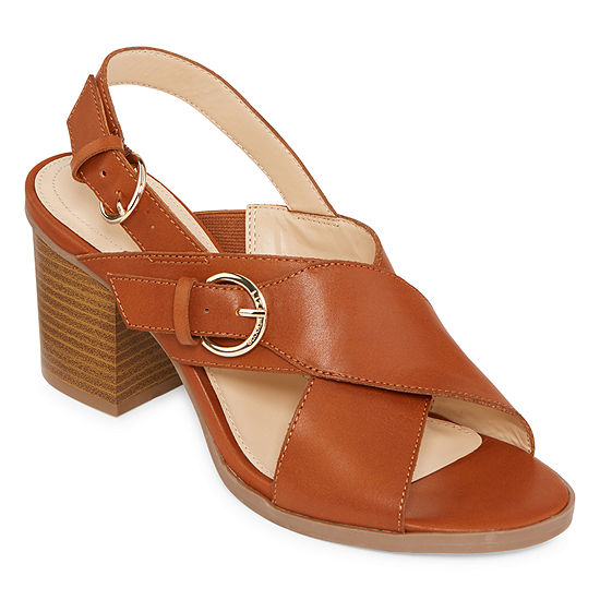 62cb7454188 Liz Claiborne Womens Kadin Heeled Sandals - JCPenney