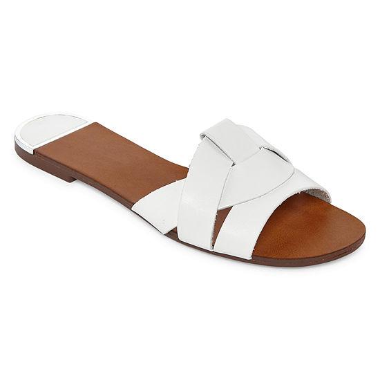 Zigi Soho Womens Wynona Flat Sandals