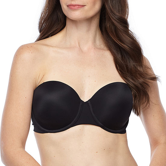 Ambrielle Everyday Lightly Lined Strapless Bra