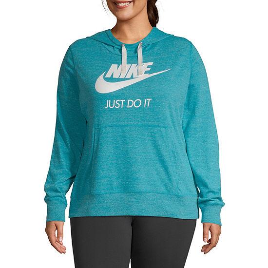 Nike Gym Vintage Hoodie Plus