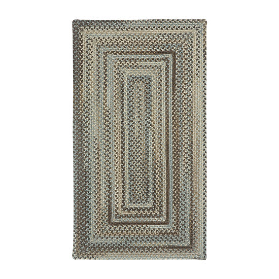 Capel Inc. American Tradition Braided Accent, Area and Ruuner Rectangular Rugs