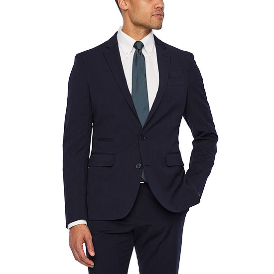 JF J. Ferrar 360 Stretch Slim Fit Suit Separates