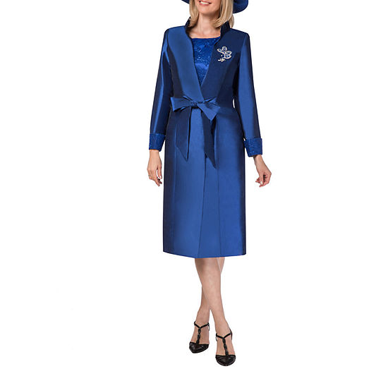 Giovanna Collection Sleeveless Jacket Dress