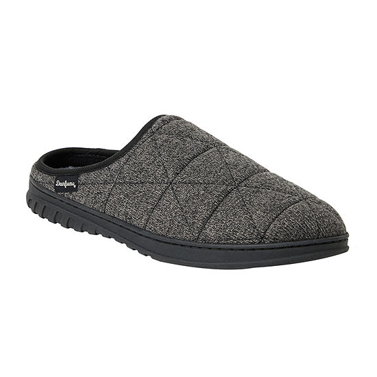 Dearfoams® Heather Knit Quilted Clog