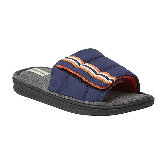 Dearfoams® Cooper Quilted Adjustable Strap Slide