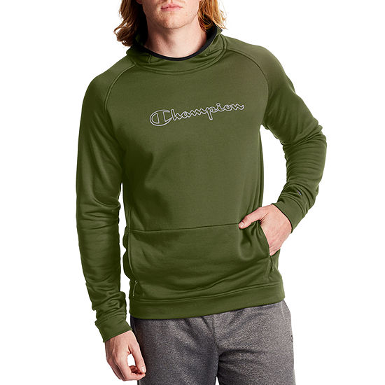 Champion Sport Mens Long Sleeve Moisture Wicking Hoodie