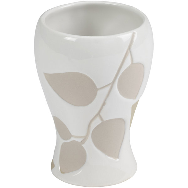 Creative Bath™ Shadow Leaves Tumbler