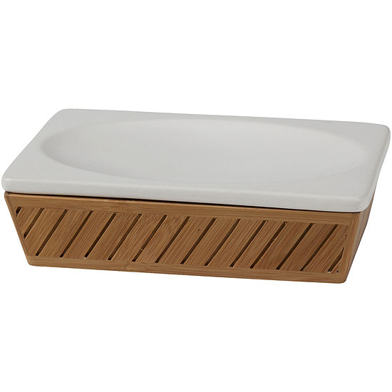 Creative Bath™ Spa Bamboo Soap Dish