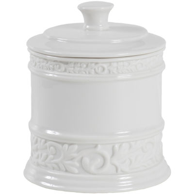Creative Bath™ Cosmopolitan Ceramic Jar
