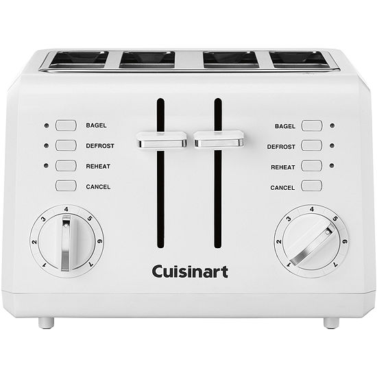 Cuisinart 4 Slice Compact Toaster Cpt 142