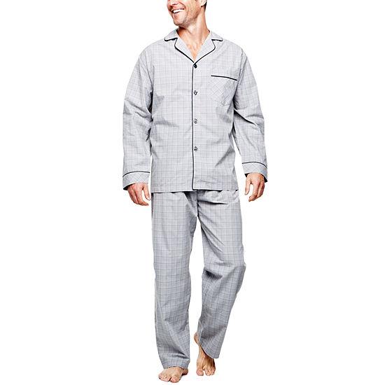 Stafford® Pajama Set-Tall